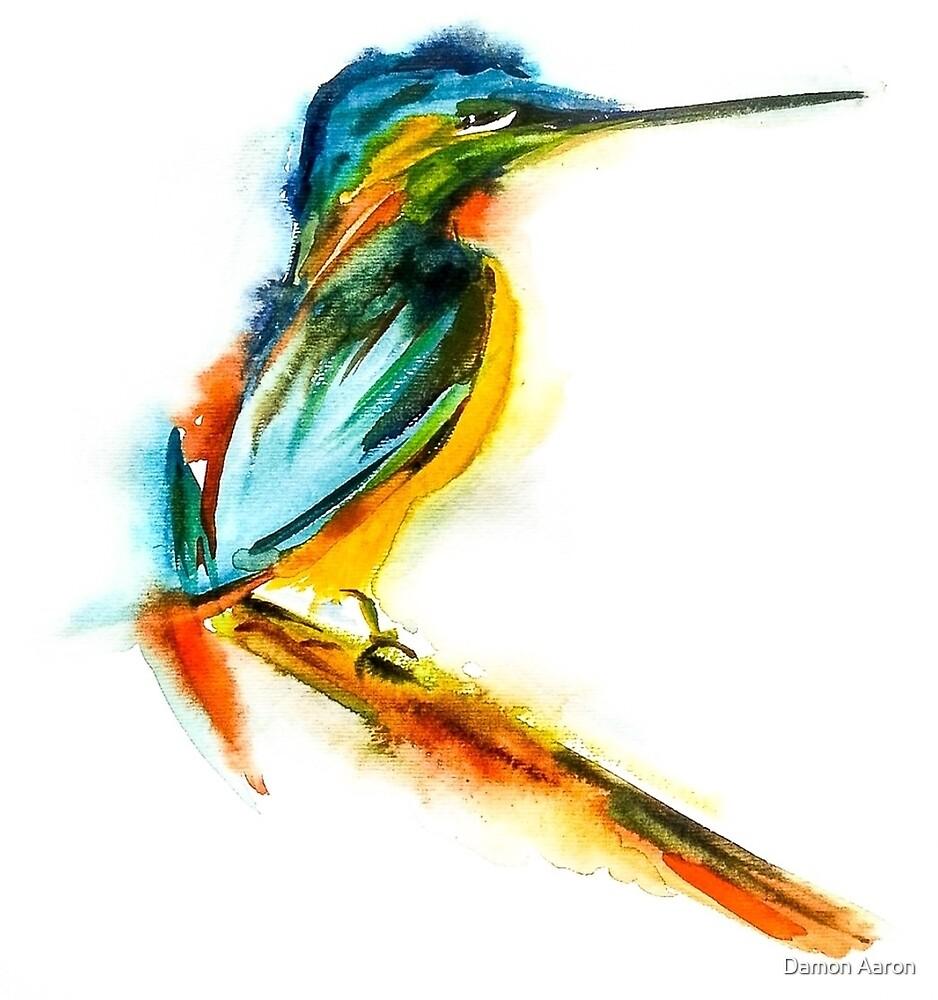 Kingfisher by Damon Aaron