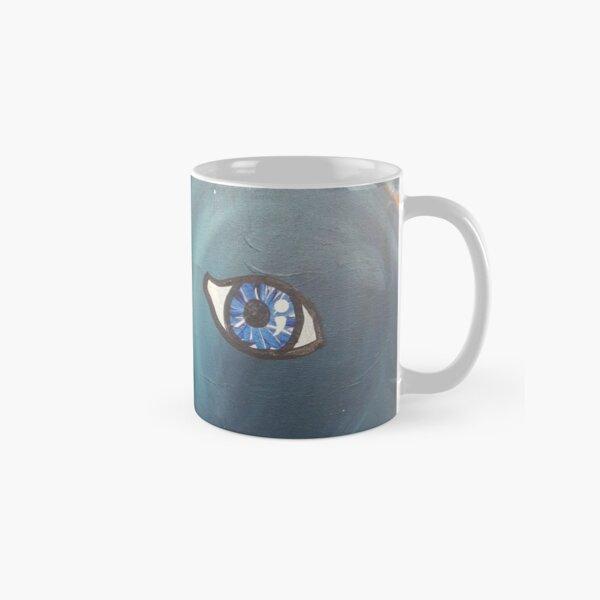 Octopus on Orange  Classic Mug