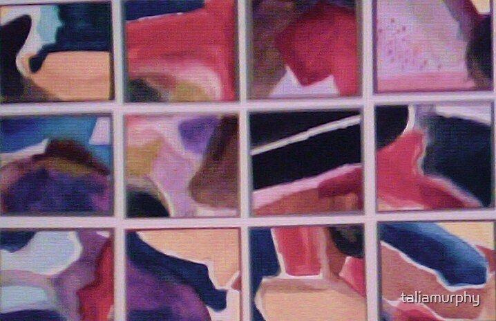 Grid I by taliamurphy