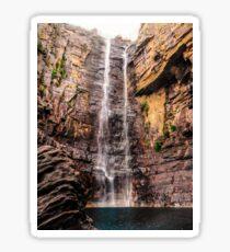 Jim Jim Falls - Kakadu National Park, Australia Sticker
