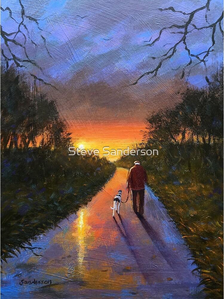 A walk till Midnight by stevesanderson