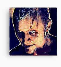Roy Batty ~ Dotted Canvas Print