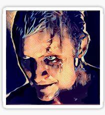 Roy Batty ~ Dotted Sticker