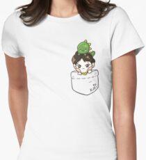 EXO Chen & Mr. Dino Pocket T-Shirt