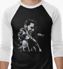 1762852fc39 Elvis Presley - The King Is Back Baseball ¾ Sleeve T-Shirt