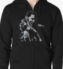 Vintage Legends Herren PulloverMarilyn Monroe The King Elvis Rock Pop
