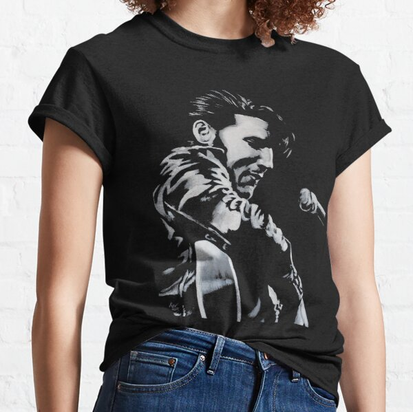 Elvis Presley - The King Is Back Classic T-Shirt