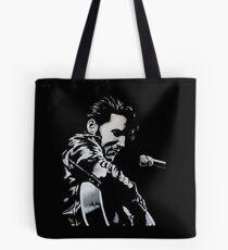 Elvis Presley - The King Is Back Tote Bag