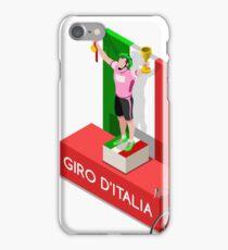 Giro Italia Cycling Race Sport iPhone Case/Skin
