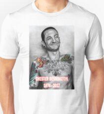 r.i.p chester Unisex T-Shirt