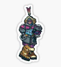 Mei Hero Sticker Sticker