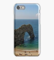 Durdle Door - Dorset Landscape iPhone Case/Skin