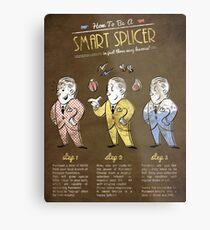 Bioshock - A Smart Splicer Metal Print
