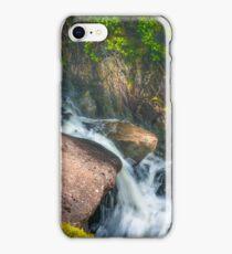 Rocky Waterfall Stream  iPhone Case/Skin