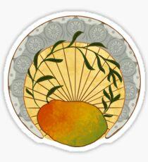 Fancy Mango Sticker
