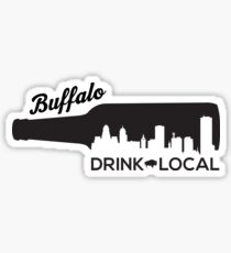 Bottled City Sticker
