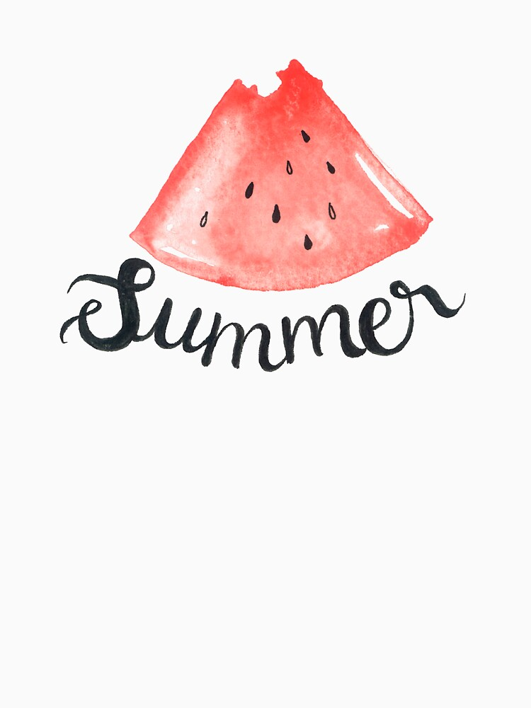 Summer and Watermelons by mirunasfia