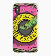 Springfield Express iPhone Case