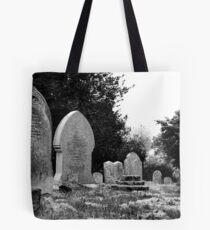 Gravestones Tote Bag