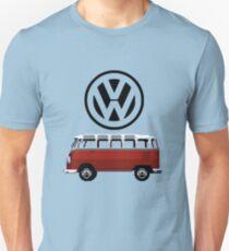 VW Bus Camper Unisex T-Shirt