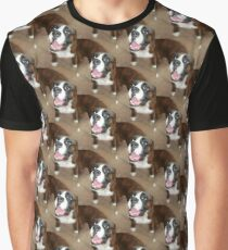 Arwen  -Boxer Dogs Series- Graphic T-Shirt