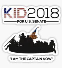 Kid Rock for Senate Sticker