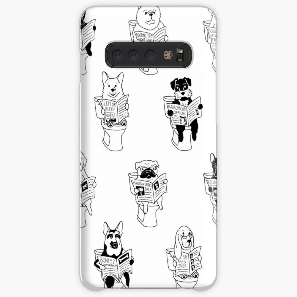Morning Constitutional Case & Skin for Samsung Galaxy