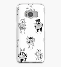 Morning Constitutional Samsung Galaxy Case/Skin
