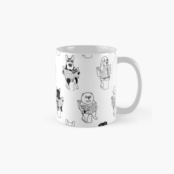 Morning Constitutional Classic Mug