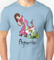 "Aquarius among the stars - series of T-shirts ""Polaris""  Unisex T-Shirt"