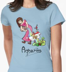 "Aquarius among the stars - series of T-shirts ""Polaris""  Womens Fitted T-Shirt"