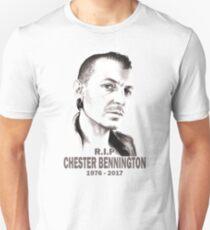 r.i.p chester bennington Unisex T-Shirt