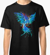 blue phoenix Classic T-Shirt