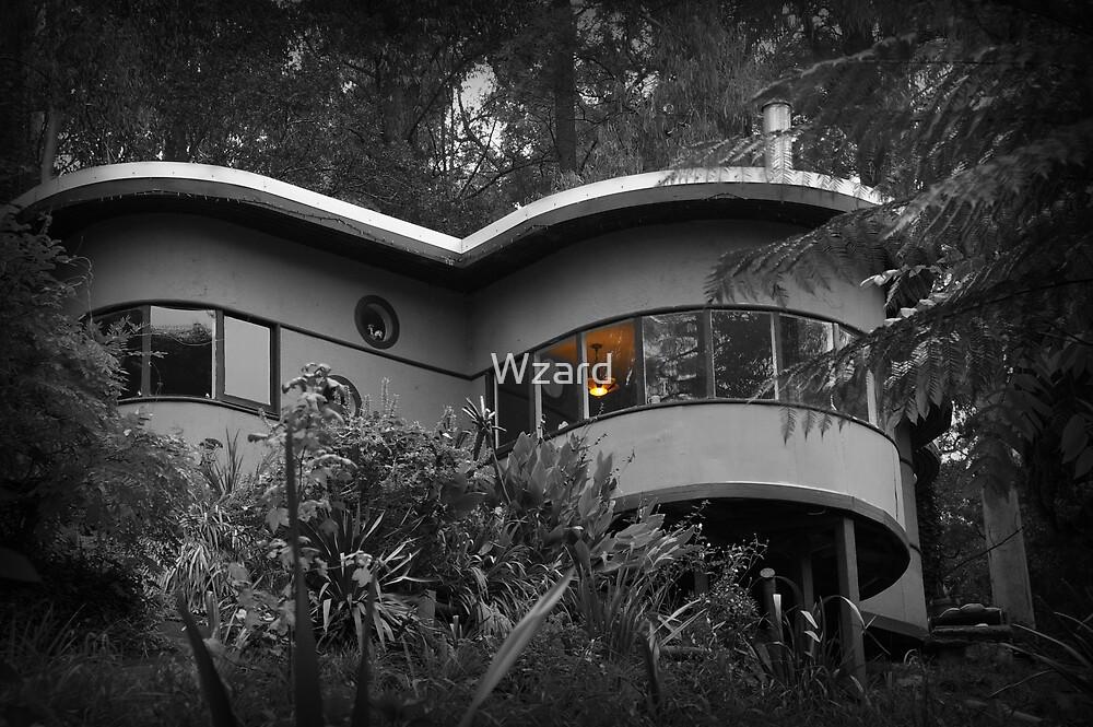 Single House Light by Wzard