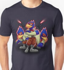 Falco Victory Pose T-Shirt T-Shirt