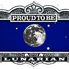 Proud To Be Lunarian by Cleave