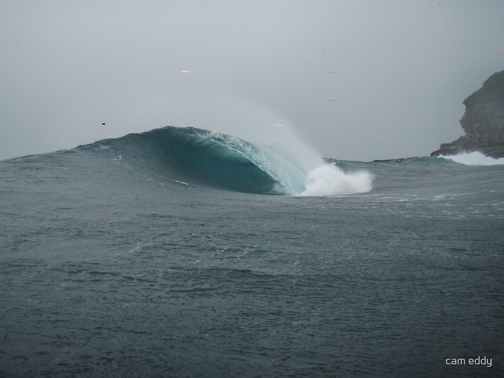 old woman island by cam eddy