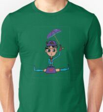 Mary Frida Yogui Unisex T-Shirt