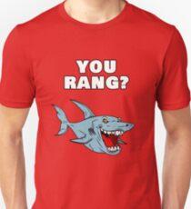 You Rang Funny Shark Tshirt for Shark Week  T-Shirt