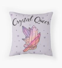 Kristall Queer Dekokissen