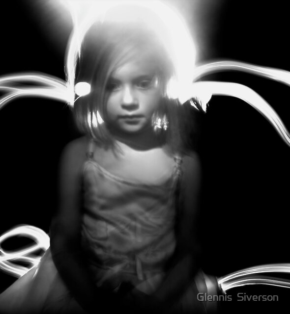 Angel of Light by Glennis  Siverson