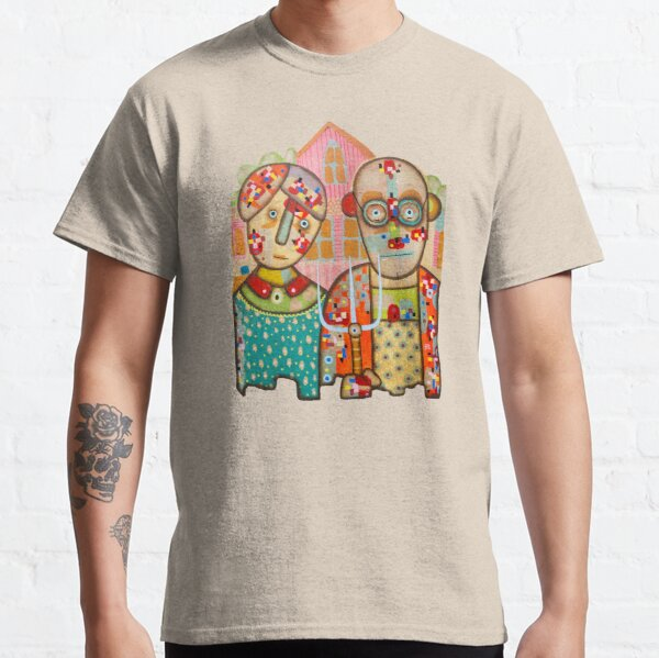 The American Gothic Classic T-Shirt