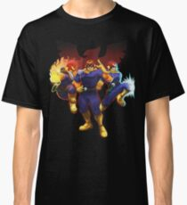 Show Me Your Moves, Captain Falcon!  Classic T-Shirt