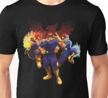Show Me Your Moves, Captain Falcon!  Unisex T-Shirt