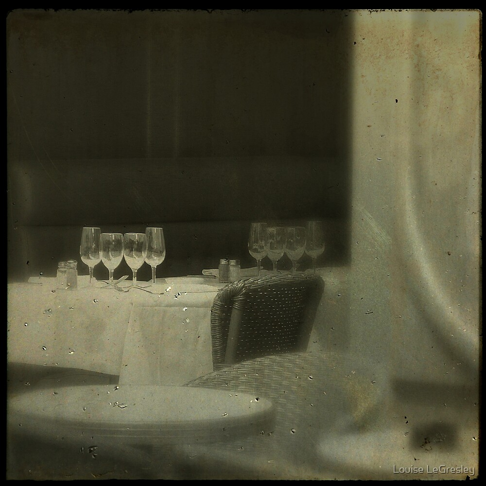 { dining }  by Louise LeGresley
