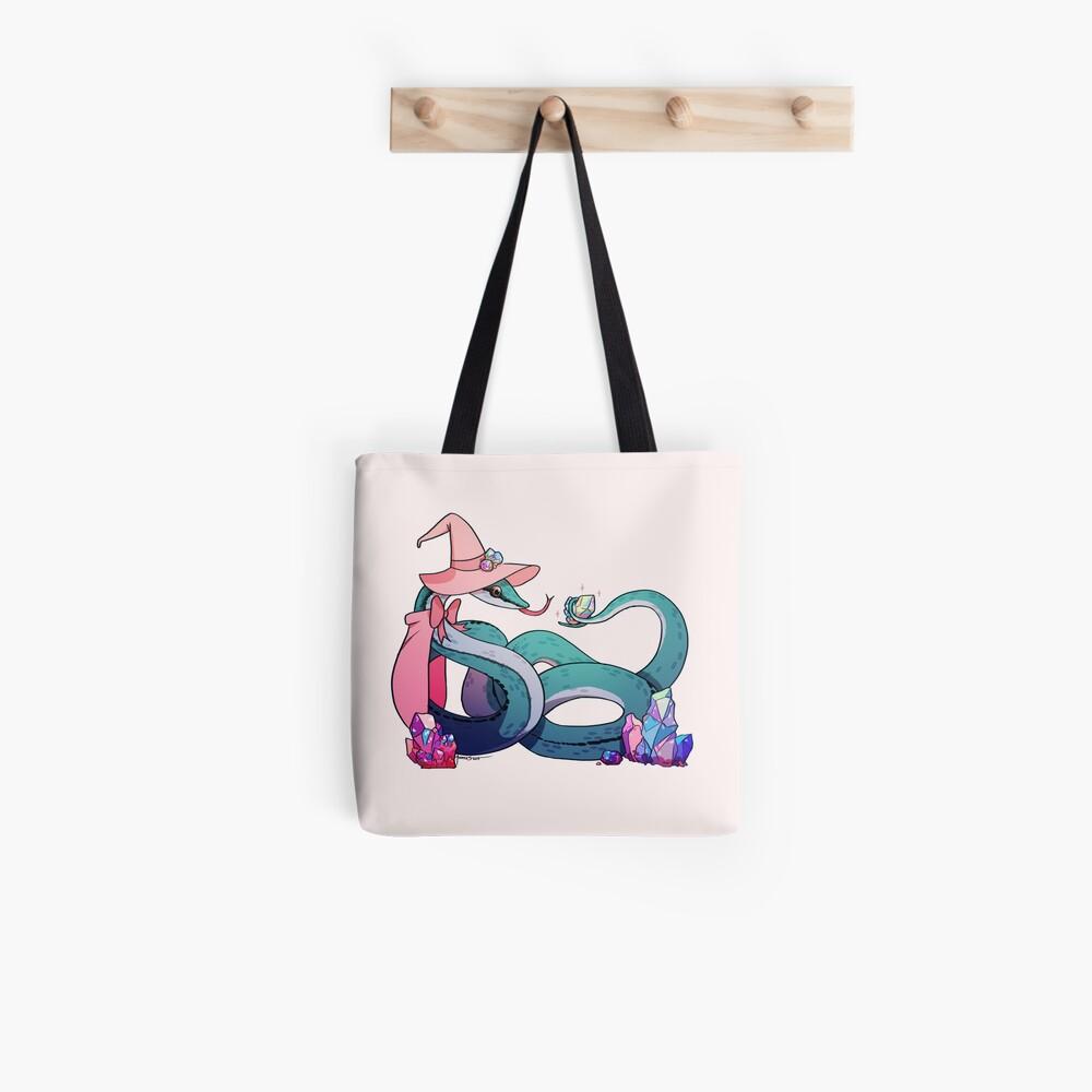 Pearl der blaue Baron's Racer Stofftasche