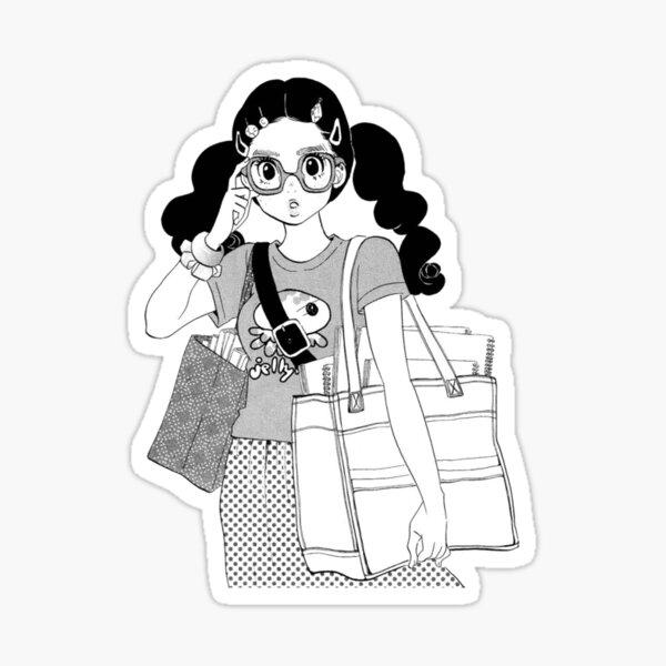 Princess Jellyfish Sticker
