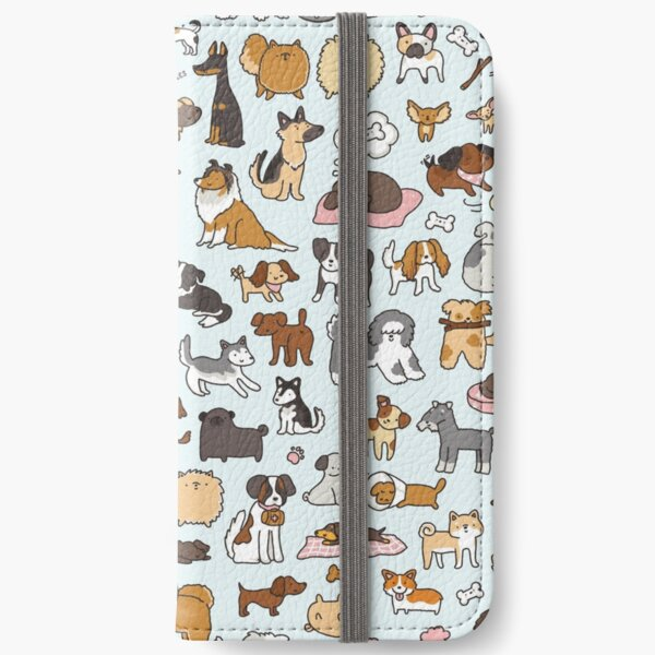 Doggy Doodle iPhone Wallet