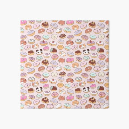 Mmm.. Donuts! Art Board Print