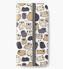 Pug Life Doodle iPhone Wallet/Case/Skin
